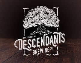 #246 dla Descendants Brewing Company Logo przez DCVAgus