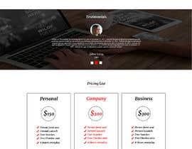 minhajulfaruquee tarafından Design and Build a WordPress event page için no 11