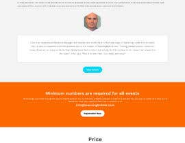 saidesigner87 tarafından Design and Build a WordPress event page için no 10