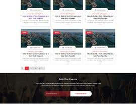 Baljeetsingh8551 tarafından Design and Build a WordPress event page için no 4