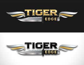 nº 116 pour Simple Graphic Design for Tiger Edge par reynoldsalceda