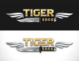 #111 para Simple Graphic Design for Tiger Edge por reynoldsalceda