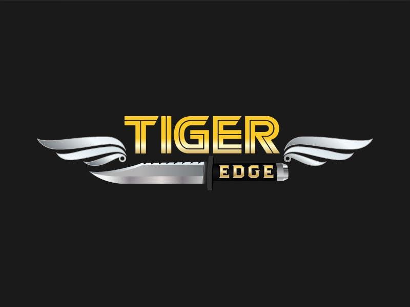 Inscrição nº 108 do Concurso para Simple Graphic Design for Tiger Edge