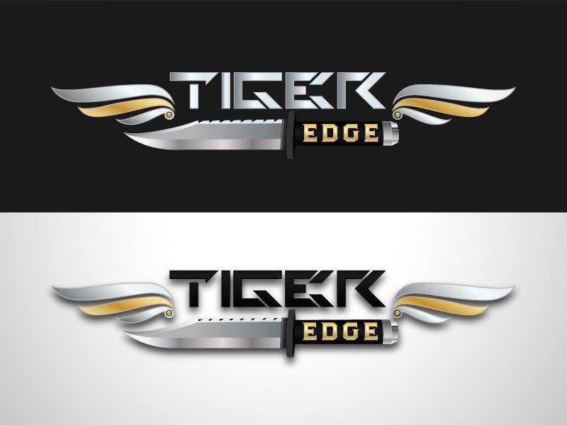 Inscrição nº 98 do Concurso para Simple Graphic Design for Tiger Edge