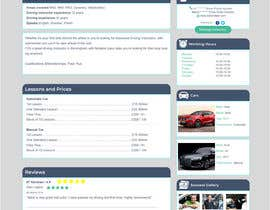 #11 cho Design a Website Mockup. bởi AnABOSS