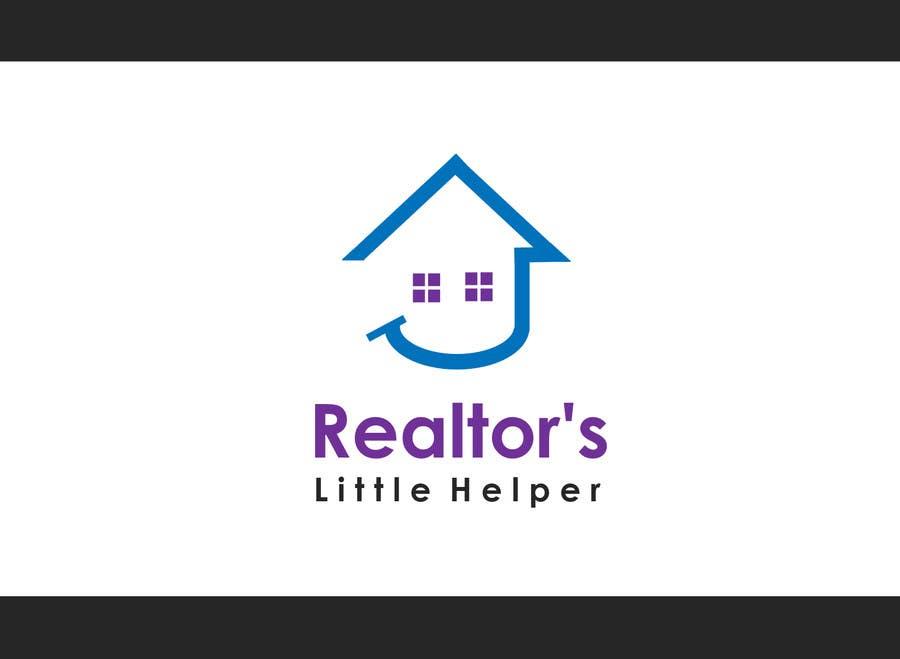 #12 for Logo Design for Realtor's Little Helper by sat01680