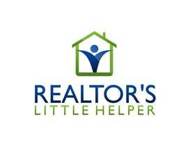 #81 para Logo Design for Realtor's Little Helper por trying2w