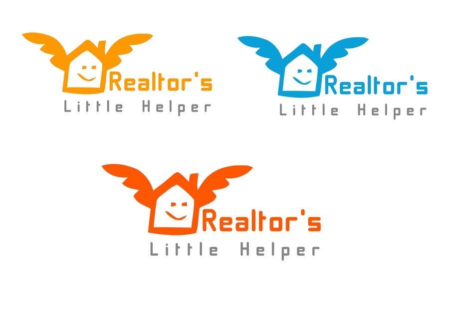 #133 for Logo Design for Realtor's Little Helper by habitualcreative