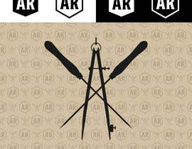 #278 for Build a Logo for a small rustic custom Leather business. af totemgraphics