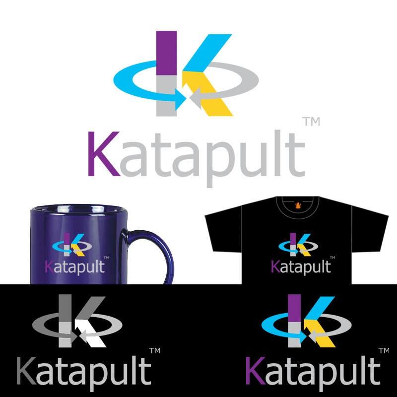 Inscrição nº 193 do Concurso para Logo Design for Katapult