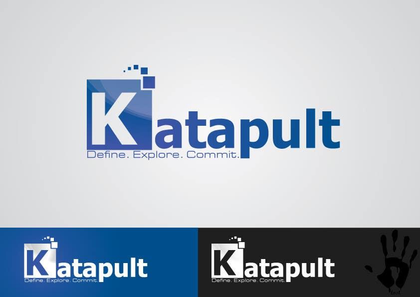 Inscrição nº 35 do Concurso para Logo Design for Katapult