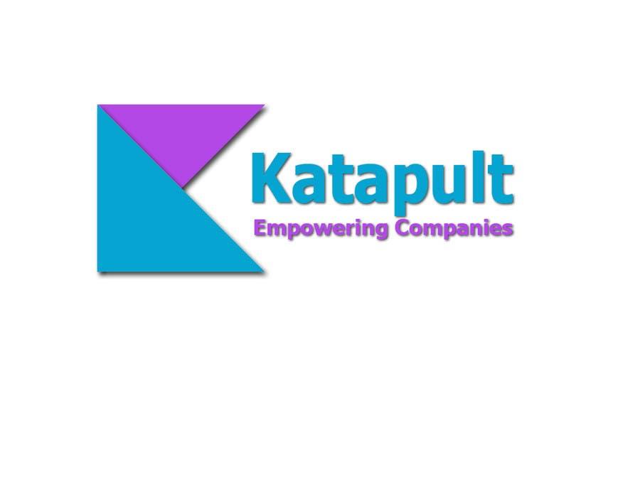 Inscrição nº 244 do Concurso para Logo Design for Katapult