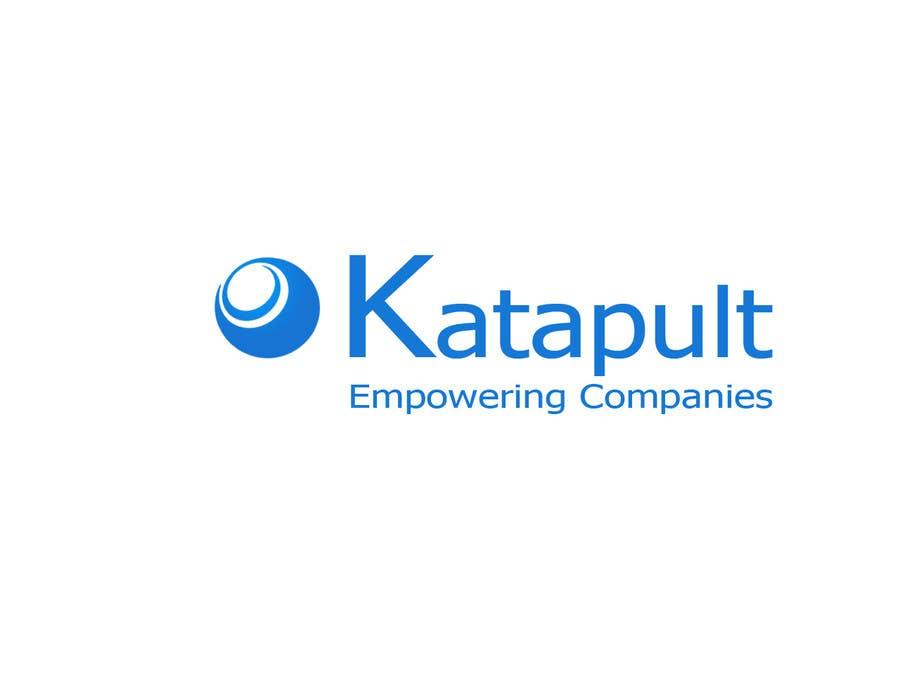 Inscrição nº 154 do Concurso para Logo Design for Katapult
