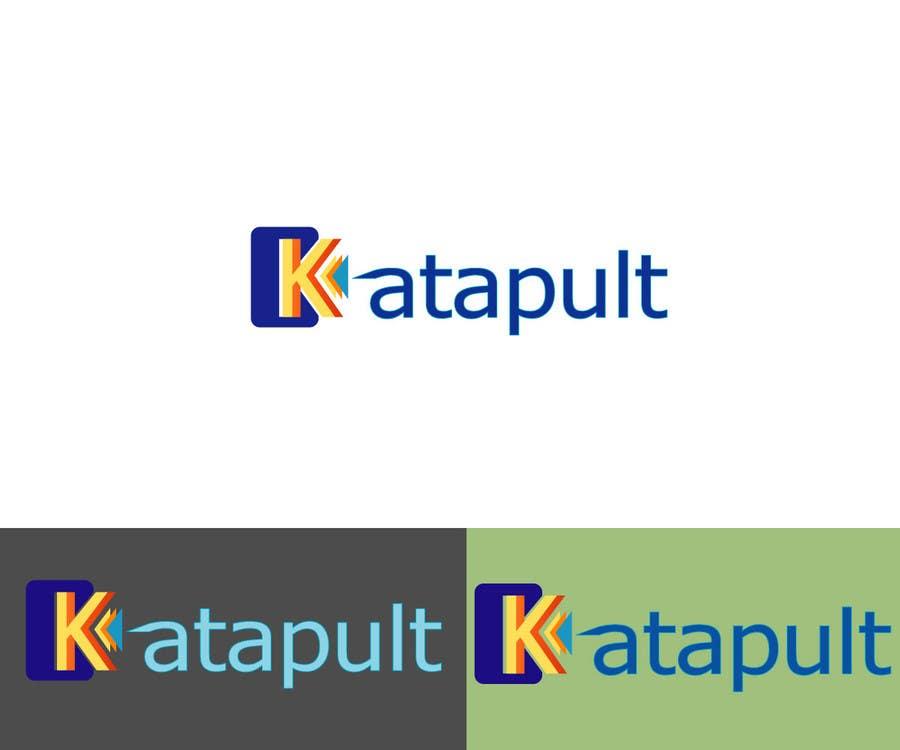 Contest Entry #22 for Logo Design for Katapult