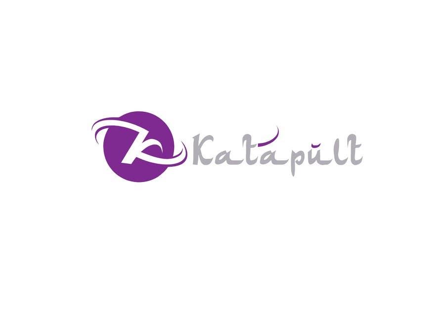 """Intrarea #130 pentru concursul """"Logo Design for Katapult"""""""