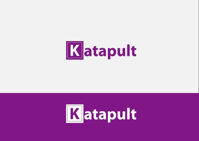 Inscrição nº 214 do Concurso para Logo Design for Katapult