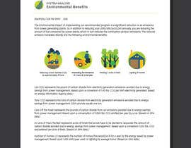 #8 for Design Environmental Benefits page by felixdidiw