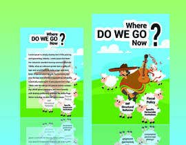 #29 para Book Cover Cartoon (Where do we go now?) de wurfel