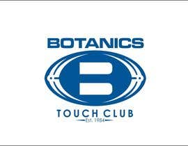 #213 para Logo Design for Botanics Touch Club por arteq04