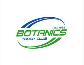 #172 para Logo Design for Botanics Touch Club por nileshdilu