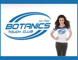 #173 para Logo Design for Botanics Touch Club por nileshdilu
