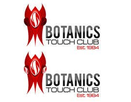 #228 para Logo Design for Botanics Touch Club por YogNel