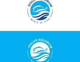 #92 for Aquarium Logo af rafaislam