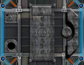 #22 for Design a top-down futuristic prison cell by sathishleo5897