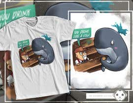 #8 for Design a T-Shirt Cartoon by adingph