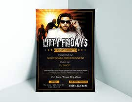 #48 cho Design a Night Club Flyer bởi biswajitgiri
