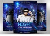 Graphic Design Entri Kontes #130 untuk Design a Night Club Flyer