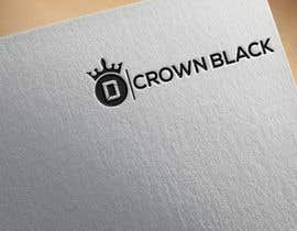#49 for DJ Crown Black by Logozonek
