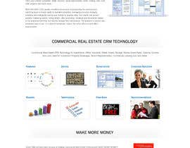 #45 untuk Website Design for Realhound.com oleh clickinn