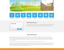 #73 for Website Design for Realhound.com by jeransl