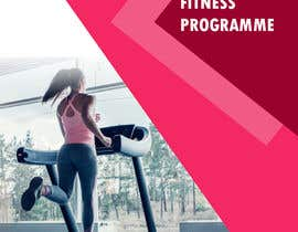 #5 for Promotional flyer for a fitness programme by noureoudaden