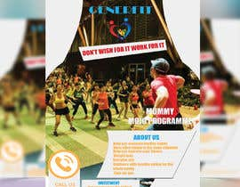 #18 for Promotional flyer for a fitness programme by rakib2375
