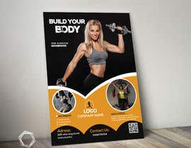 #14 for Promotional flyer for a fitness programme by HabibulHasan220