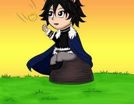 #13 for Recreate An Anime Character by karinakanai