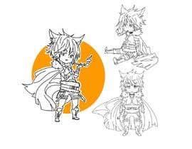 #39 for Recreate An Anime Character by berragzakariae