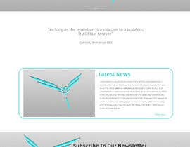 #4 for Design a Website homepage by syqua