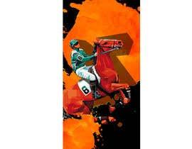 abhi8273 tarafından Design horsey images for men's ties için no 17