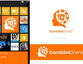 #66 para Logo Design for Gambling Shrink por Anamh
