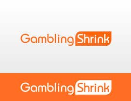 #65 para Logo Design for Gambling Shrink por logoforwin
