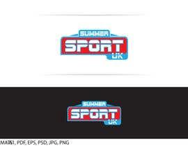 tolomeiucarles tarafından Design a Logo for SummerSportUK için no 75