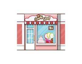 #27 for Design a Logo - Candy Shop af Faruk17