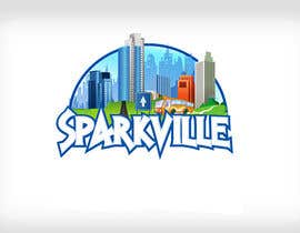 #44 for Logo Design for Sparkville by tarakbr