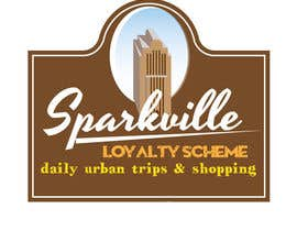 #60 for Logo Design for Sparkville by StoneArch