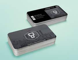 Nro 153 kilpailuun Design business card käyttäjältä uniquedesigner33