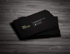 Nro 154 kilpailuun Design business card käyttäjältä parashastefan