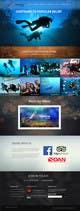 Konkurrenceindlæg #                                                3                                              billede for                                                 Design a Website Mockup